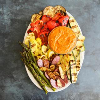 Romesco Sauce Recipe | Pamela Salzman