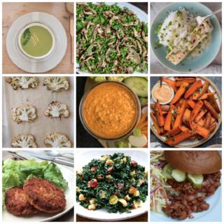 Dinner Planner Week of April 9th 2018 | Pamela Salzman