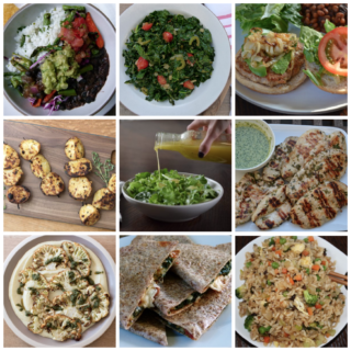 Dinner Planner - Week of April 23rd 2018 | Pamela Salzman