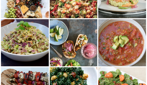 Dinner Planner – Week of June 18, 2018