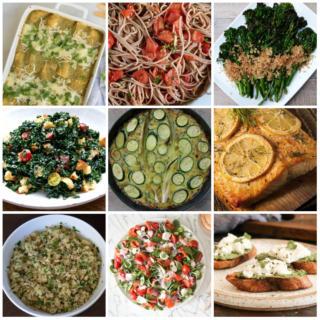 Dinner Planner - Week of June 11th | Pamela Salzman