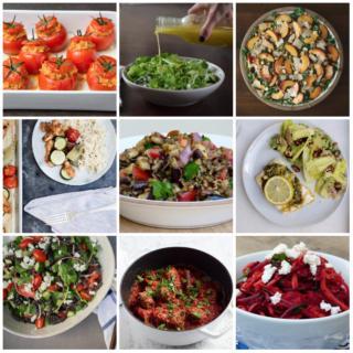 Dinner Planner - Week of June 25th 2018   Pamela Salzman