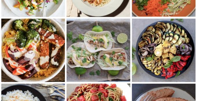 Dinner Planner – Week of July 30th, 2018