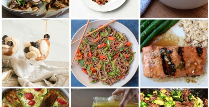 Dinner Planner – Week of August 6th, 2018