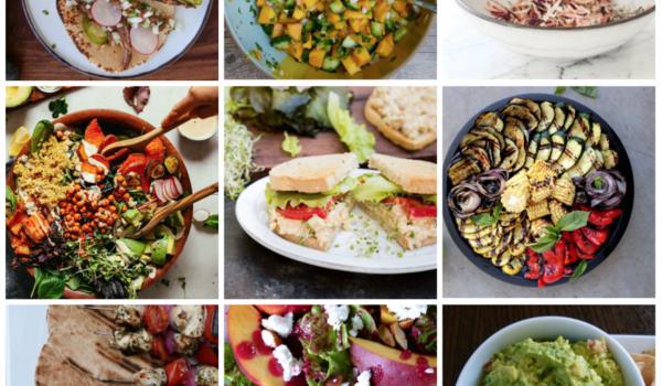 Dinner Planner – Week of July 9, 2018