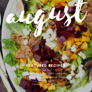 – Crispy Baked Chipotle Tofu Tacos– Mexican Chopped Salad with Creamy Chipotle Dressing– Mixed Berry Fruit Pizza– Oven Baked Pinto Bean Tostada– Instant Pot Chicken Tinga