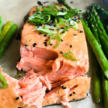 Brown Butter Miso -Glazed Wild Salmon Recipe