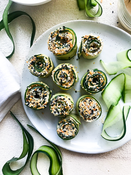 Pamela salzman kitchen matters recipes cucumber hummus turkey roll ups forumfinder Choice Image