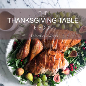 Thanksgiving 2018 E-Book by Pamela Salzman