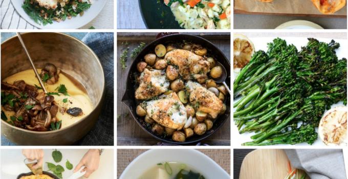 Dinner Planner – Week of December 10th, 2018
