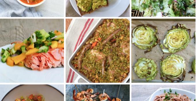 Dinner Planner – Week of February 18th, 2019