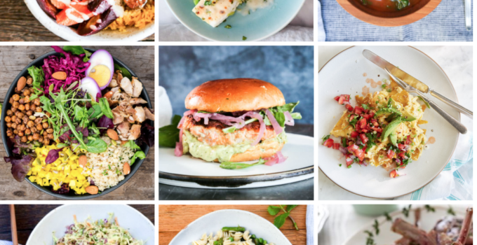 Dinner Planner – March 25th, 2019