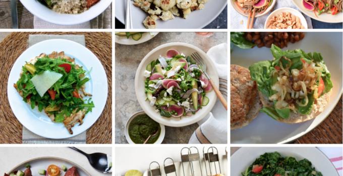 Dinner Planner – Week of May 13th, 2019