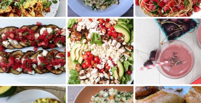 Dinner Planner – Week of June 17th, 2019