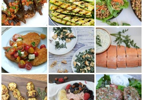 Dinner Planner Week of July 8th, 2019