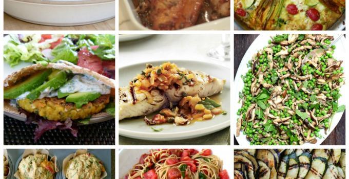 Dinner Planner – Week of July 22nd, 2019