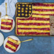 American Flag Pie Recipe