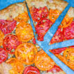 Rustic Heirloom Tomato Tart With Gluten-Free Crust Recipe