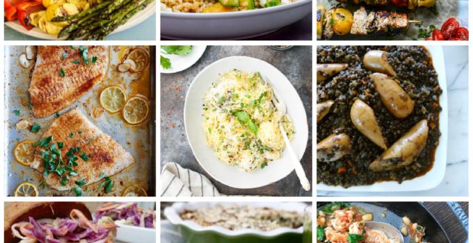 Dinner Planner – Week of September 2nd, 2019