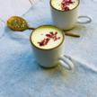 Yerba Mate Turmeric Coconut Milk Latte Recipe