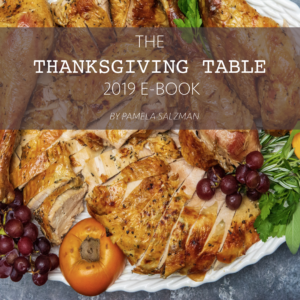Thanksgiving 2019 ebook cover