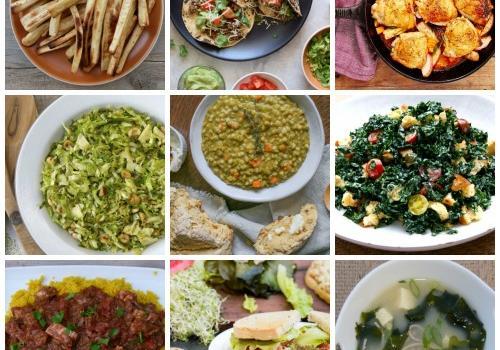 Dinner Planner – Week of November 11th, 2019