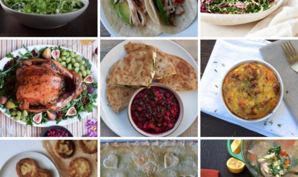 Dinner Planner – Week of November 23rd, 2020