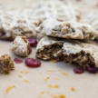 Vegan Cranberry-Orange Oatmeal Cookies Recipe