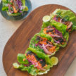 Blackened Wild Salmon Tacos Recipe