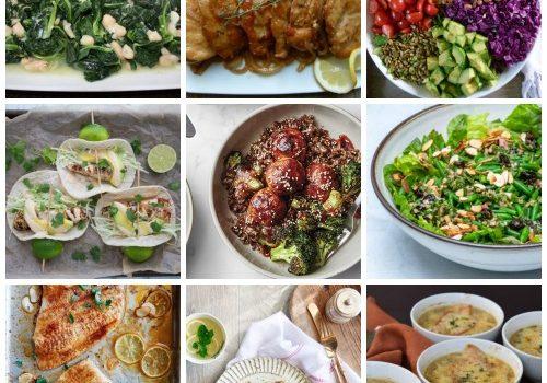 Dinner Planner – Week of February 17th, 2020