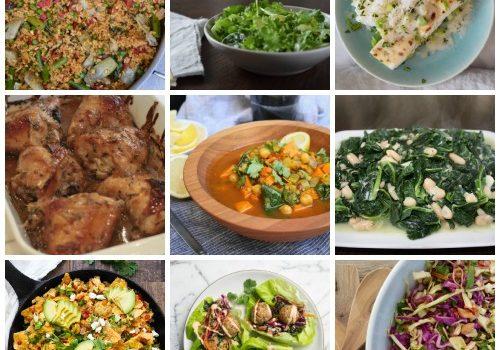 Dinner Planner – Week of March 23rd, 2020