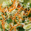 Cilantro-Lime Slaw Recipe
