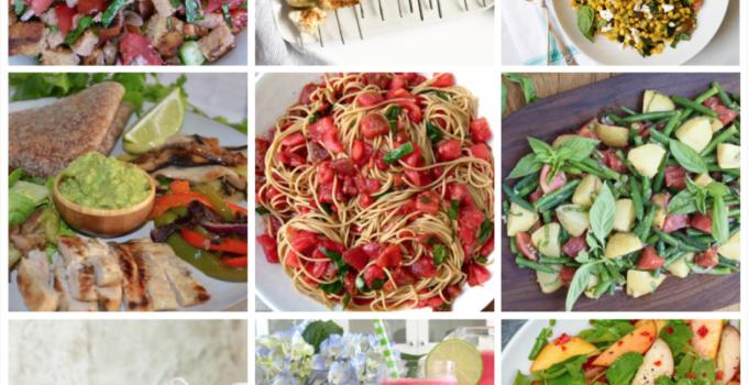 Dinner Planner – Week of July 20th, 2020