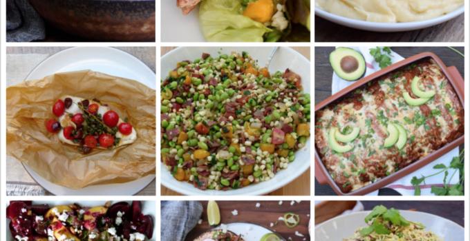 Dinner Planner – Week of July 27th, 2020