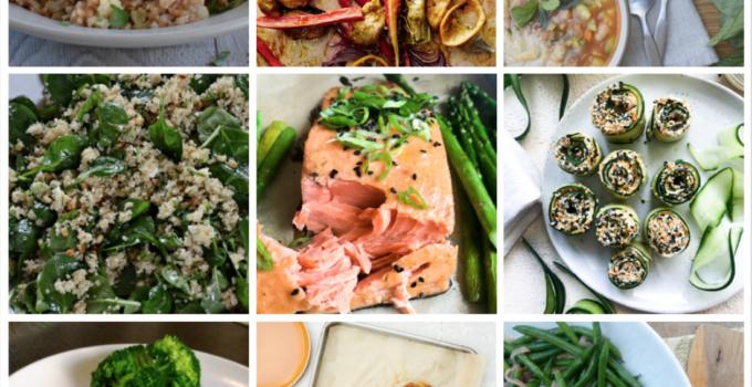 Dinner Planner – Week of September 21st, 2020