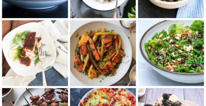 Dinner Planner Week of October 12th, 2020