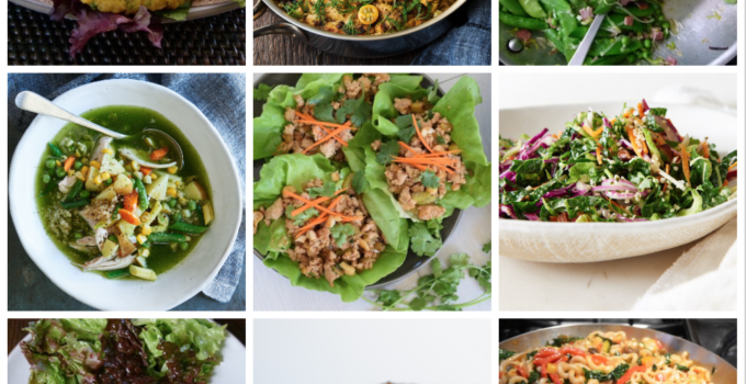 Dinner Planner – Week of January 18th, 2021