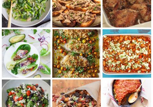 Dinner Planner – Week of March 1st, 2021