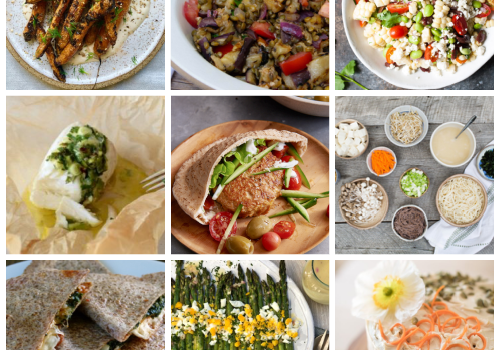 Dinner Planner – Week of March 29th, 2021
