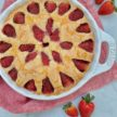 French Strawberry Cake Recipe