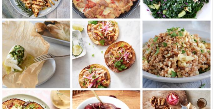 Dinner Planner – Week of May 31st, 2021