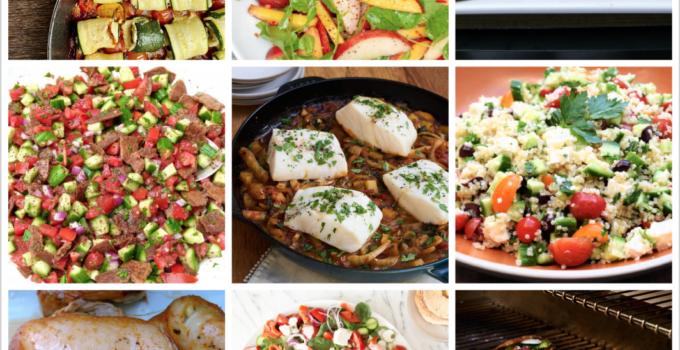 Dinner Planner – Week of June 14th, 2021