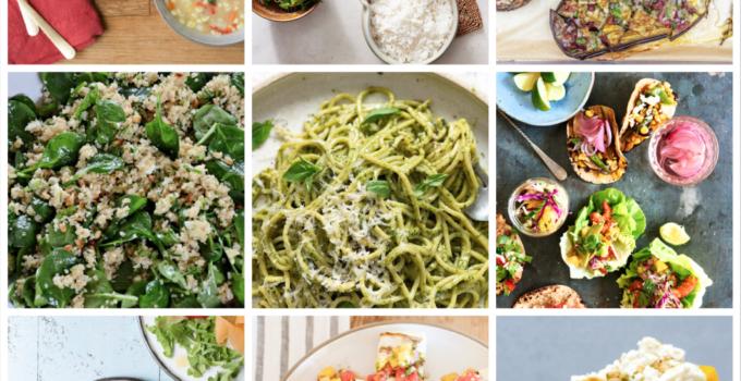 Dinner Planner – Week of July 19th, 2021