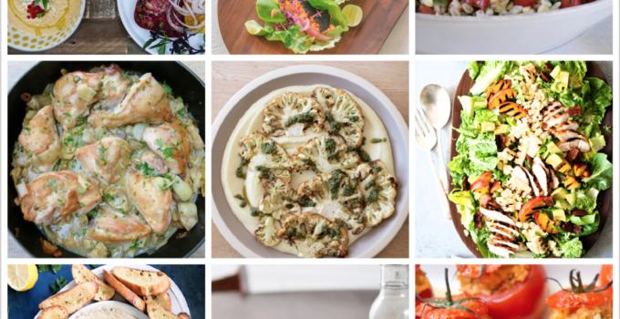 Dinner Planner – Week of July 26th, 2021