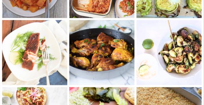 Dinner Planner – Week of September 20th, 2021