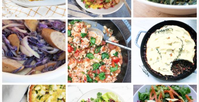 Dinner Planner – Week of October 18, 2021