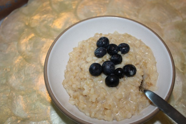 healthy brown rice|pamela salzman