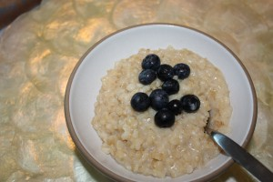 Brown Rice Pudding Recipe