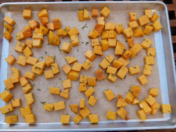 butternut squash, beet and apple skewers|pamela salzman