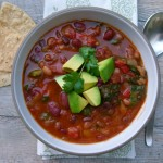 vegetable chili (vegan) | pamela salzman